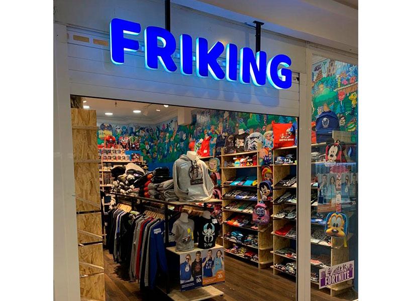 Friking continúa su expansión inaugurando nueva tienda en Cádiz