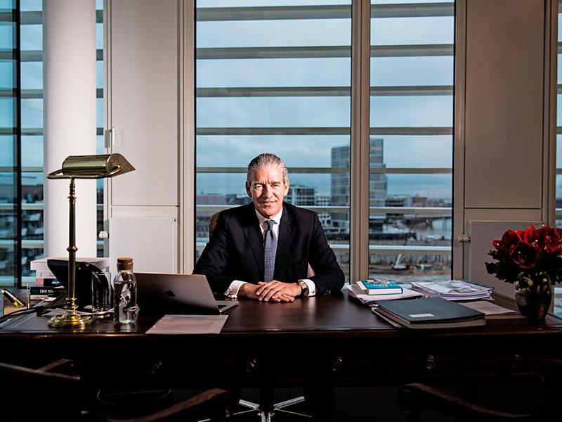 Christian Völker CEO de Engel & Völker