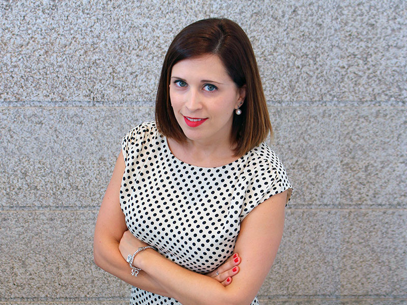 Entrevista a María Salas