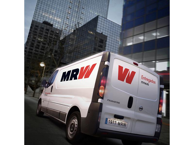 MRW cambia sus oficinas tras su reciente concepto de franquicia