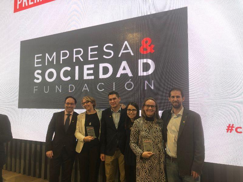 SEUR, obtienen el premio Comprendedor 2018