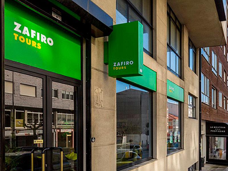 Zafiro Tours abre cinco nuevas oficinas en febrero