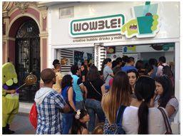 La franquicia Wowble! crece en Madrid