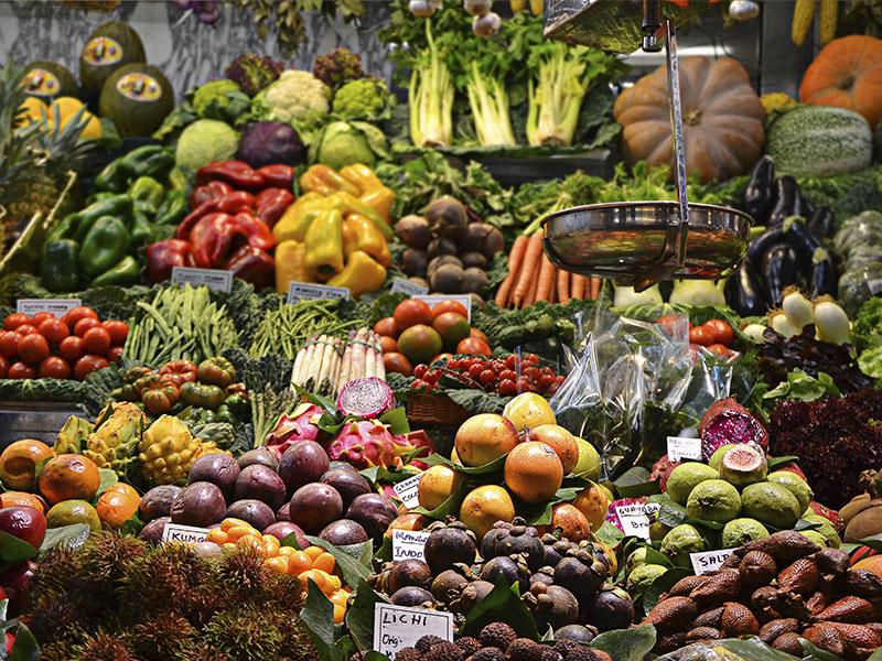 franquicias supermercados y tiendas de alimentación